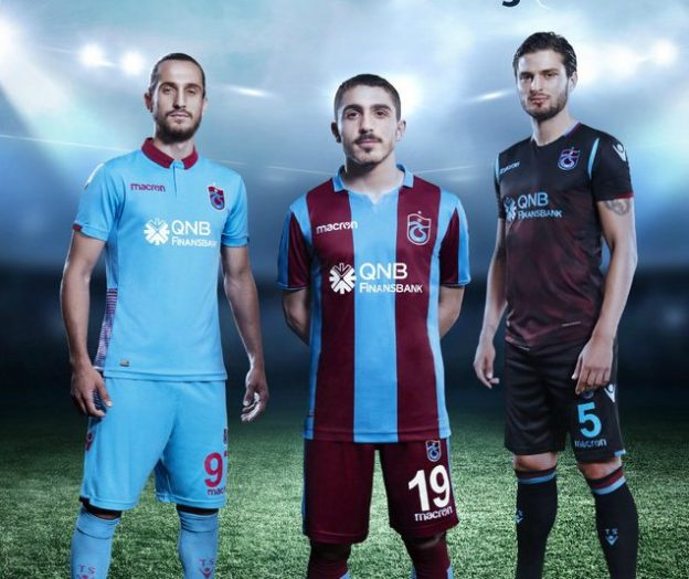 Jersey Trabzonspor 2018-2019