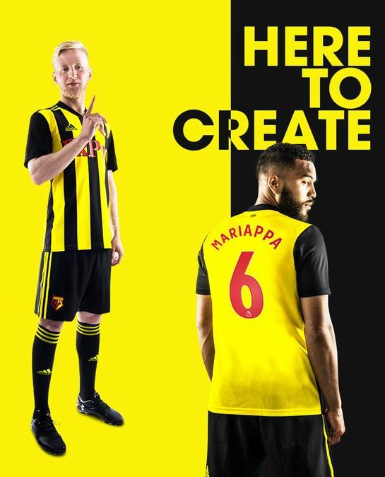 Jersey Watford 2018 2019