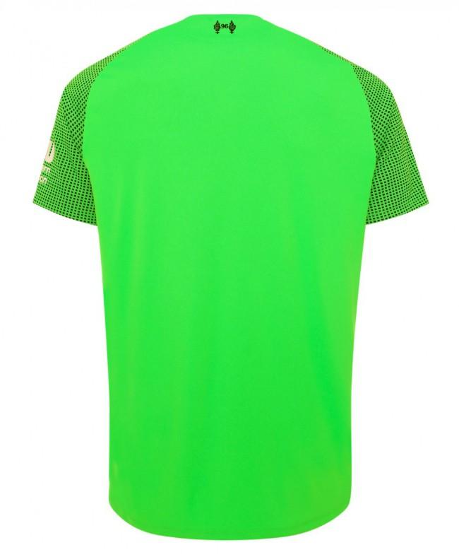 Liverpool Away GK Kit 18-19
