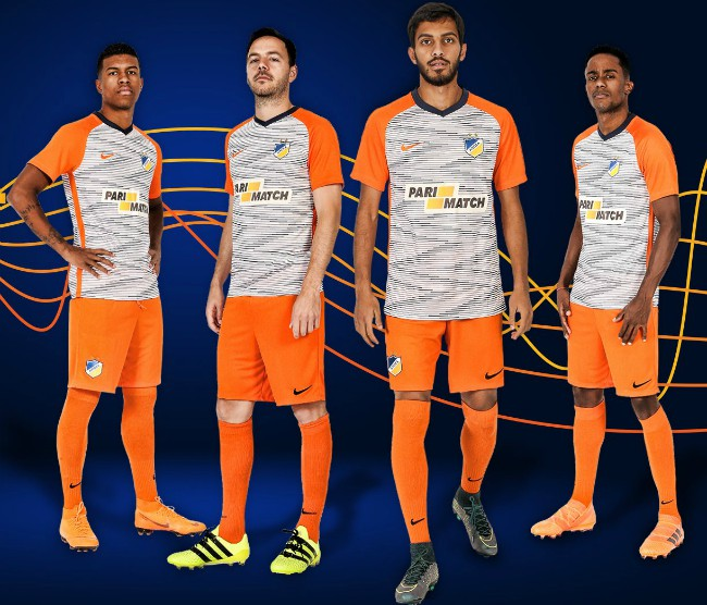 New APOEL Nicosia Away Kit 2018-19