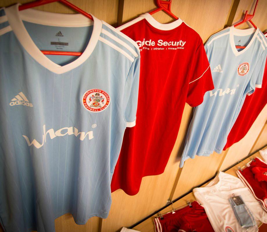 New ASFC Kit 2018-19