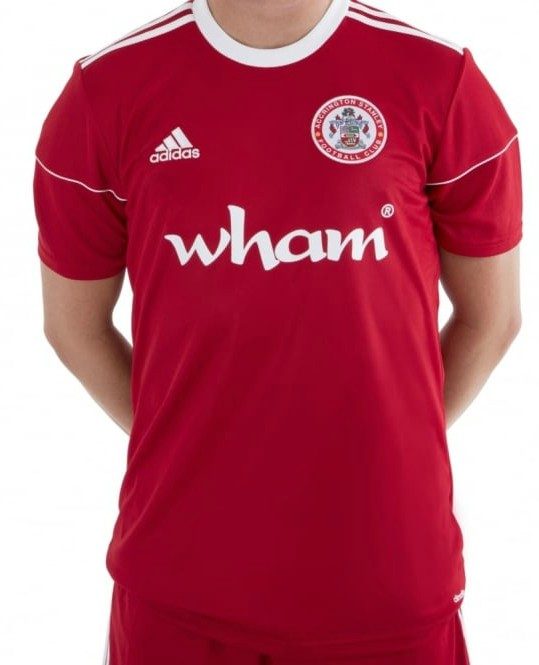 Blue Accrington Stanley Shirt 2018-19