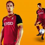 New BCAFC Shirt 2018-19 | Bradford City Avec Home Kit 18-19