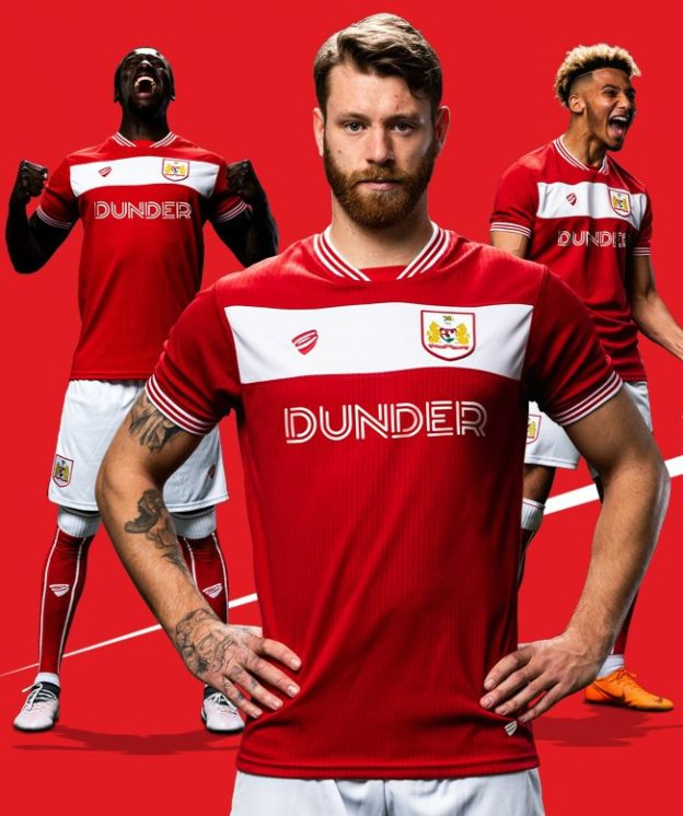 New BCFC Home Kit 2018 2019