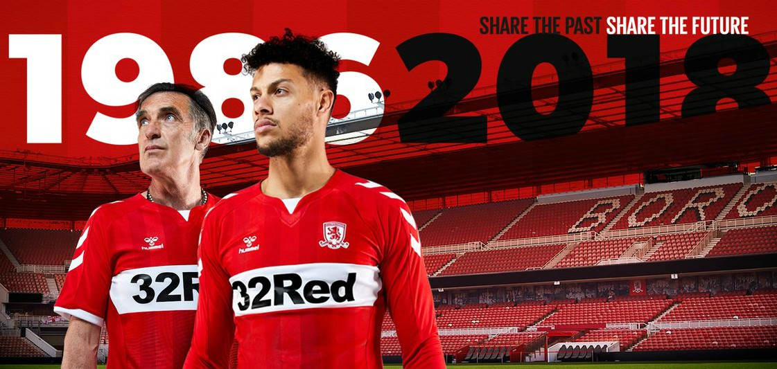 New Boro Hummel Top 2018-19