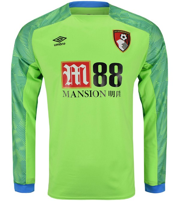 New Bournemouth Away Goalkeeper Kit 2018-2019