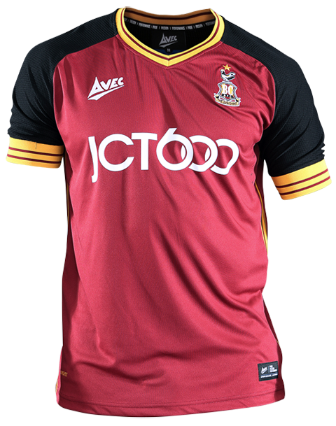 New Bradford City Shirt 2018-2019