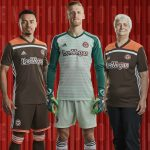 New Adidas Brentford FC Away Kit 2018-2019 | Brown & Orange Brentford Shirt