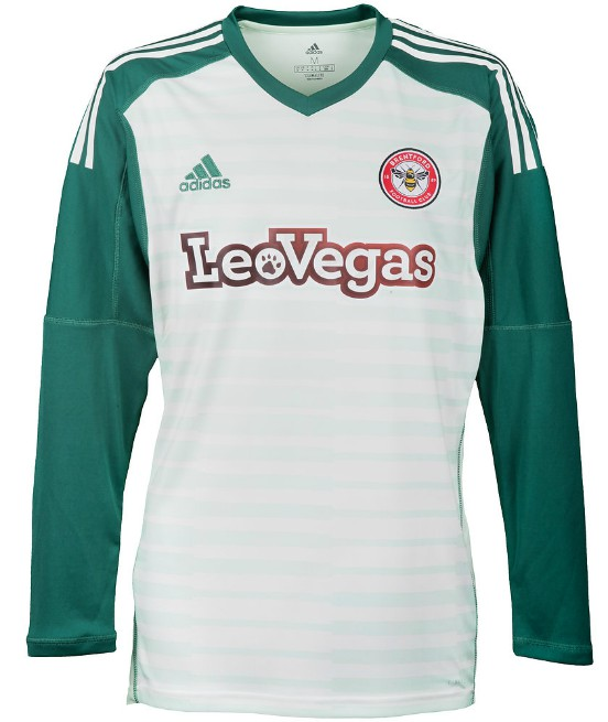 New Brentford Goalkeeper Kit 18-19