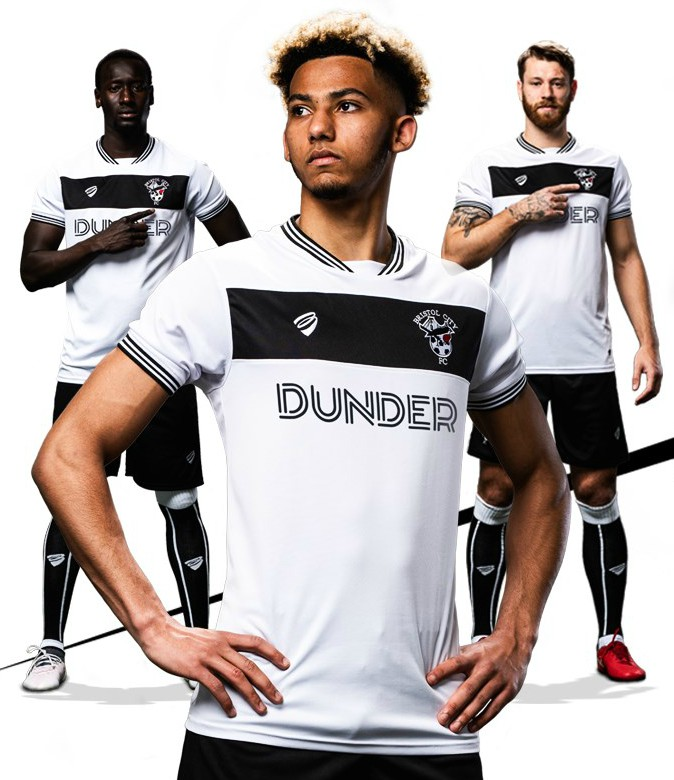 New Bristol City Away Shirt 2018-2019