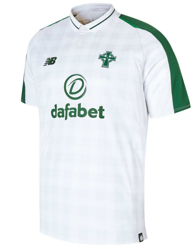 New Celtic Away Top 2018 19