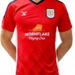 New Crewe Alexandra Kits 2018-2019 | FBT Home & Away Shirts 18-19