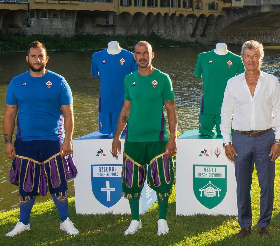 New Fiorentina Jersey 2018 2019