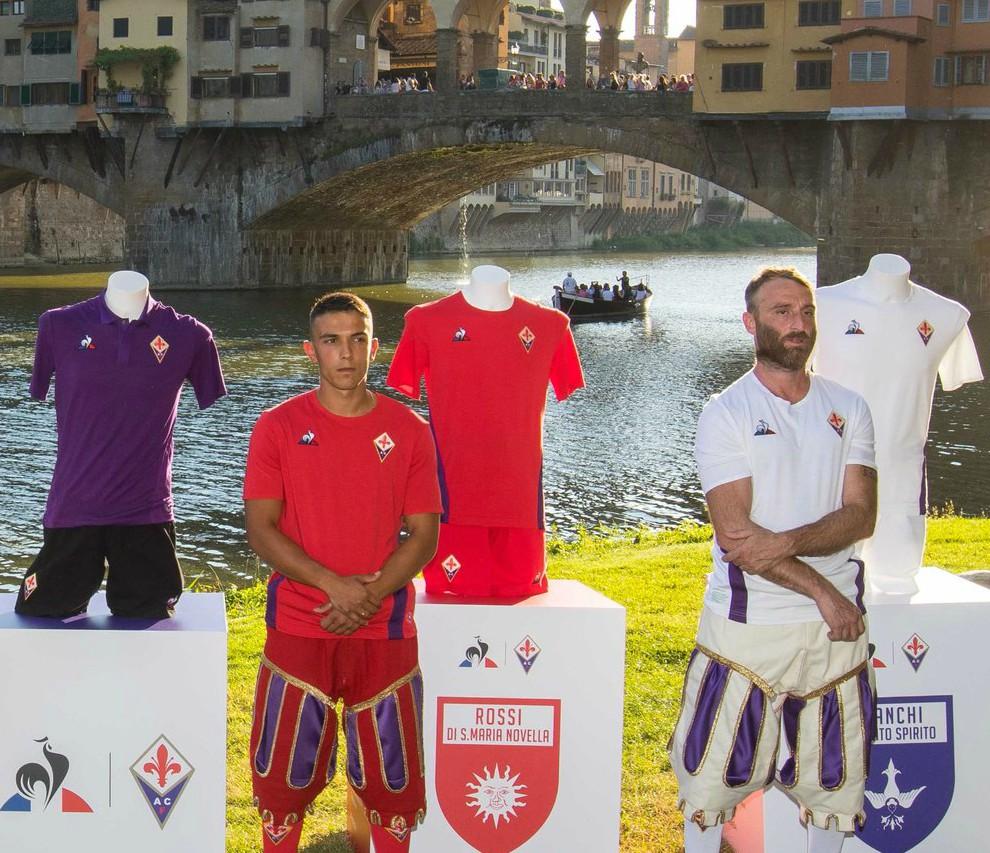 New Fiorentina Kit 18 19