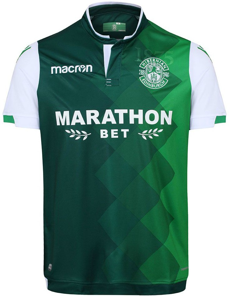 New Hibs Strip 2018-19