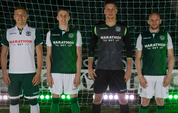 New Hibs Top 2018-2019