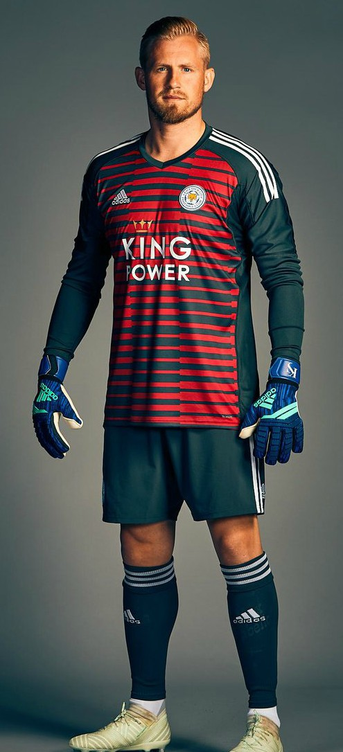 New LCFC Goalkeeper Shirt 2018-2019