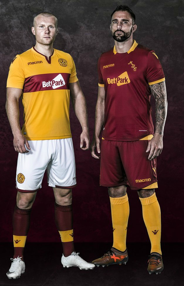 New Motherwell Strip 2018-19