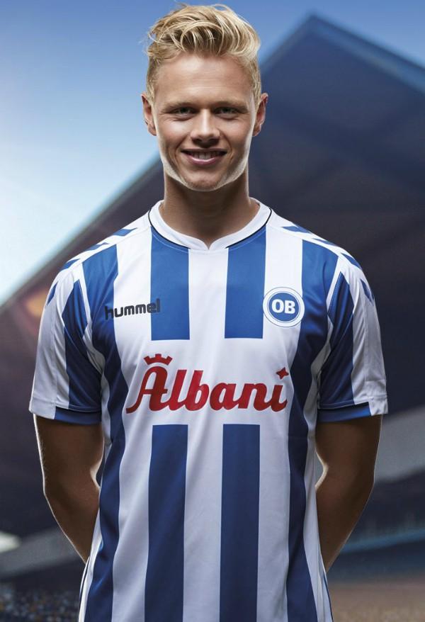 New Odense BK Shirt 2018-19