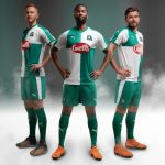 New Plymouth Argyle Away Kit 2018-19 | PAFC Puma Alternate Jersey