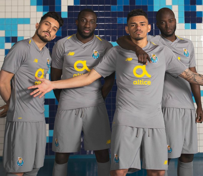 New Porto Away Shirt 2018-19