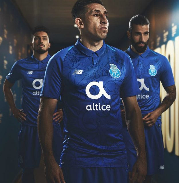 86b0826a0 New Balance FC Porto Third Kit 2018-19