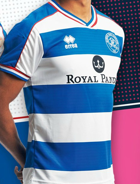 sale retailer 3589a c5d31 New Queens Park Rangers Errea Kits 2018-2019 | QPR to have ...