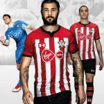 New Saints FC Kits 2018-2019 | Under Armour Southampton Home & Away Jerseys