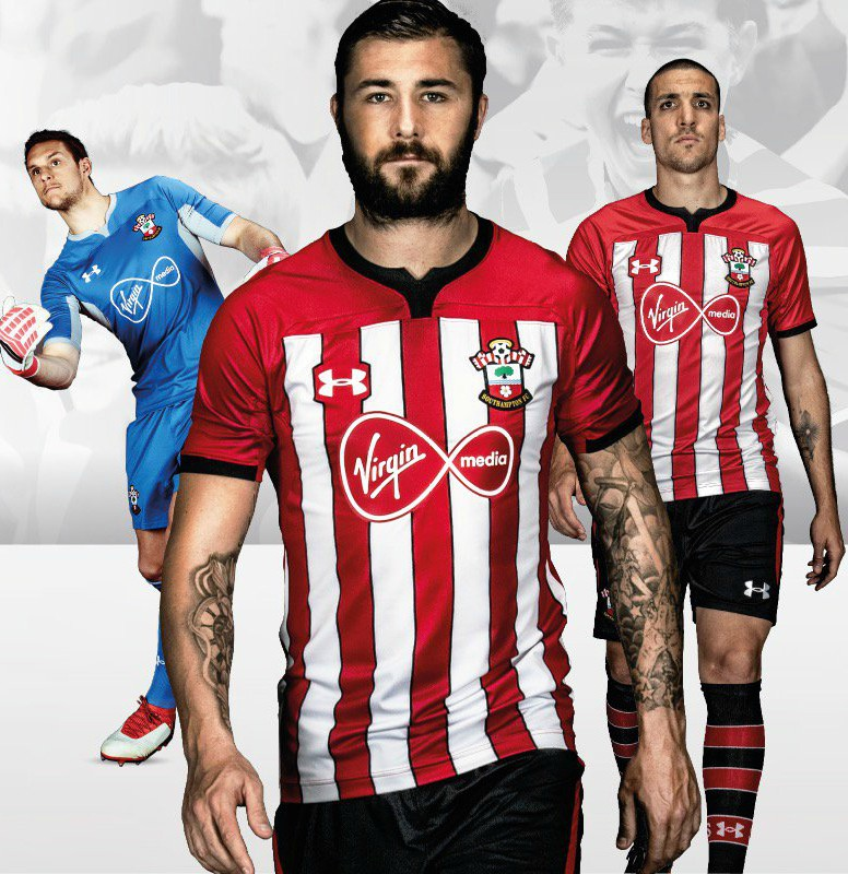 New Saints FC Home Kit 2018-19