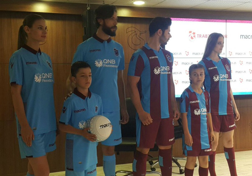 New Trabzonspor Shirt 18-19