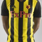 New Watford FC Kit 2018-2019 | Stripes on new Adidas home shirt for Hornets