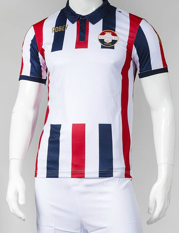 New Willem II Shirt 2018 19