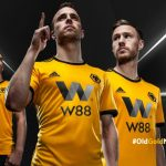 New Wolves Adidas Kits 2018-2019 | WWFC Home & Away Premier League Shirts 18-19