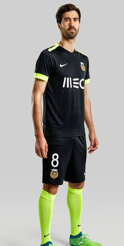 Nike Rio Ave Jersey 2018-2019