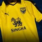 New Oxford United Kit 2018-2019 | Puma OUFC Home Shirt with Singha as sponsor