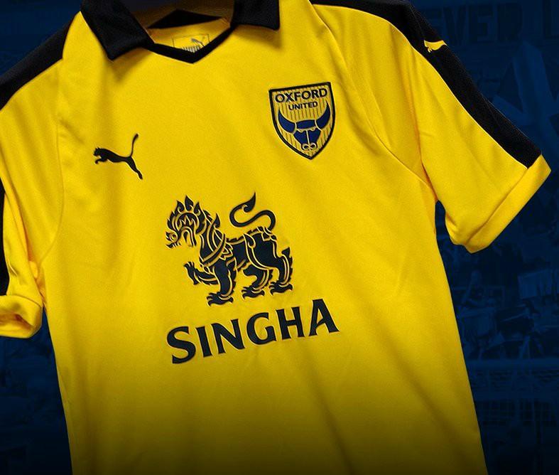 OUFC Puma Kit 2018-19