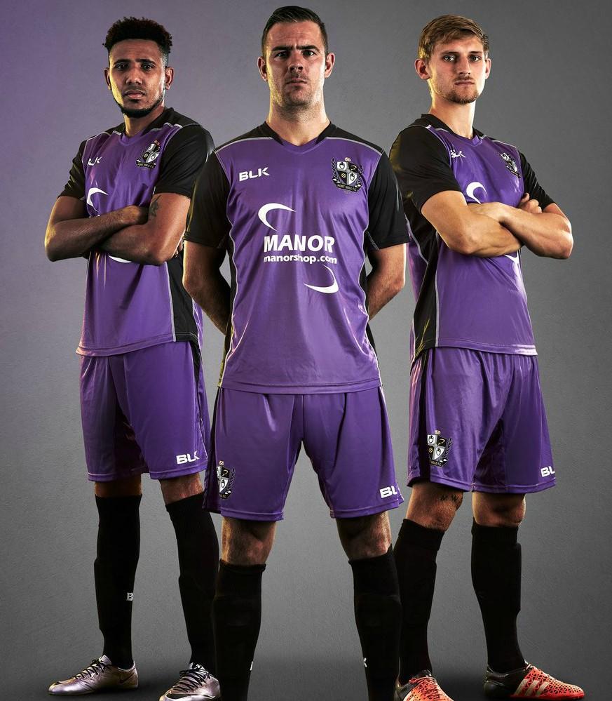 PVFC Away Kit 2018-19