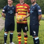 New Partick Thistle Strips 2018-19 | PTFC Joma Kits 18-19
