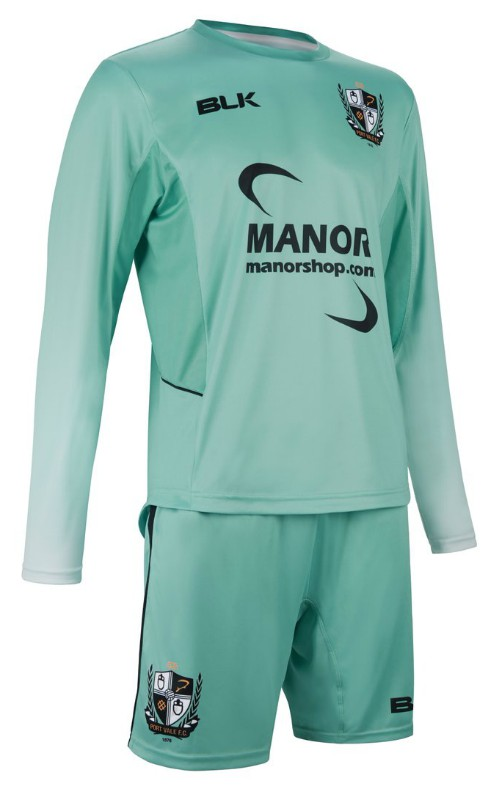 Port Vale Goalkeeper Shirt 18-19