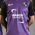 New PVFC Away Kit 2018-2019 | Purple Port Vale Alternate Shirt by BLK