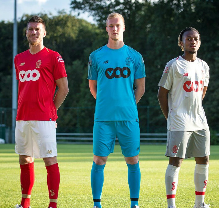 RSCL New Balance Shirt 2018-19