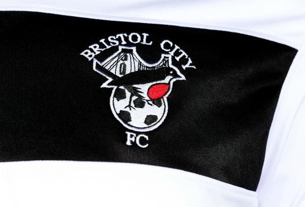 Robin on Bristol City Badge 2018