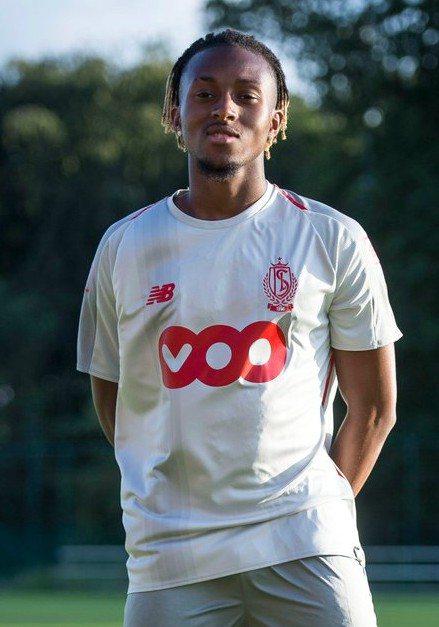 Standard Liege Away Shirt 2018-2019