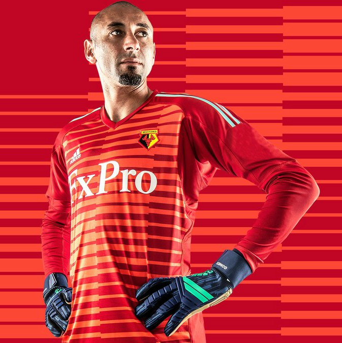 Watford New Goalkeeper Shirt 2018-2019