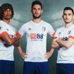 New Bournemouth Away Jersey 2018-2019 | Umbro White AFCB Kit 2018-19