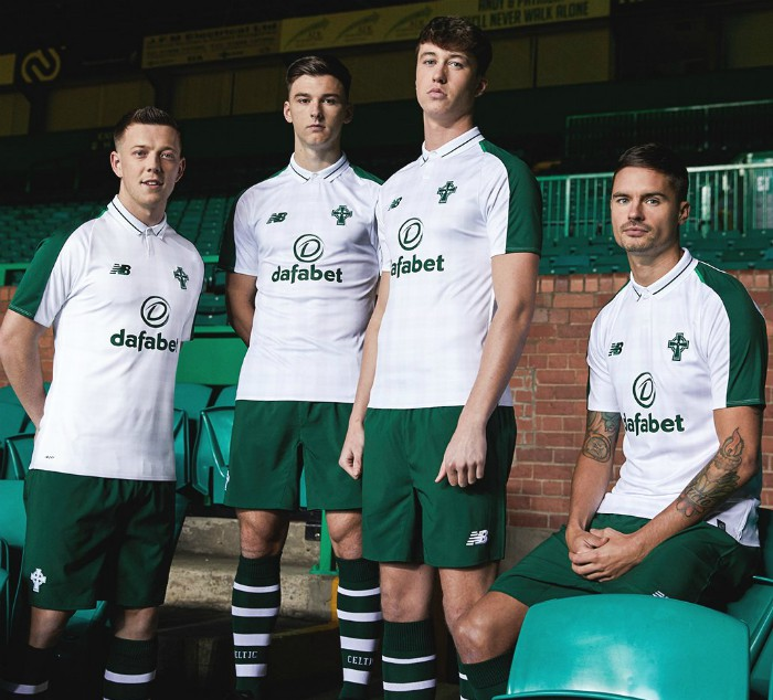 White Celtic Kit 2018-2019