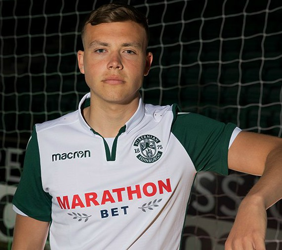 White Hibs Shirt 2018-2019