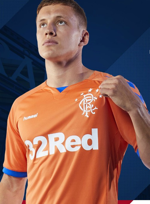 Orange Rangers Strip 18-19
