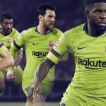 "New Barcelona Alternate Kit 18-19 | Barca unveil ""volt"" away shirt"
