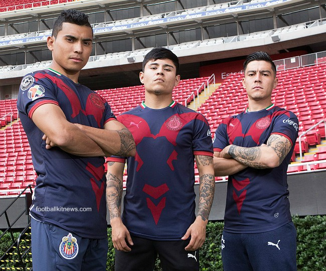 New Chivas Third Jersey 2019